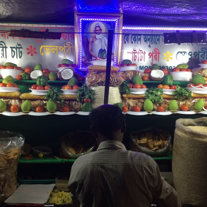 belur math chat stall